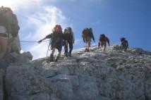 5 600 výškových metrů na Watzmannu – přechod hlavního hřebene