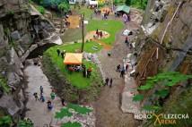 Horolezecká aréna v Liberci otevřena
