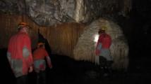 Rudické propadání: pár hodin v kůži jeskyňáře