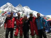 Chcete se dozvědět o loňské expedici na K2 jinak než od Trávy a Radka?