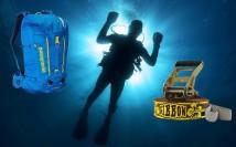 Velká dubnová soutěž o batoh, slacklinu a potápěčský kurz!