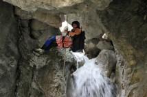Brückgraben – scenerický canyoning u Enže