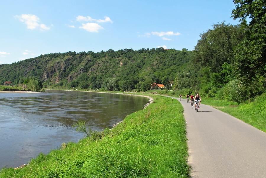 Běhání v Troji a Drahaňském údolí