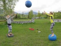 Efektivnější silový trénink? Zařaď balanční cvičení