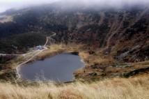 26km hike & run trasa na Krkonoši za jeho klenoty