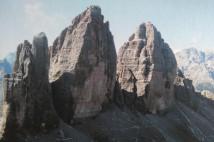 Ferraty v lienzských Dolomitech