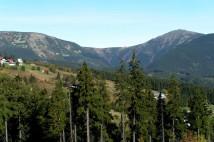 13km proběhnutí (hike) z Pece na Lišku a zpět