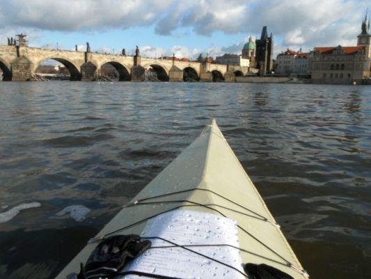 Eskymácká procházka po pamětihodnostech Prahy