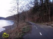 In-line u hostivařské přehrady