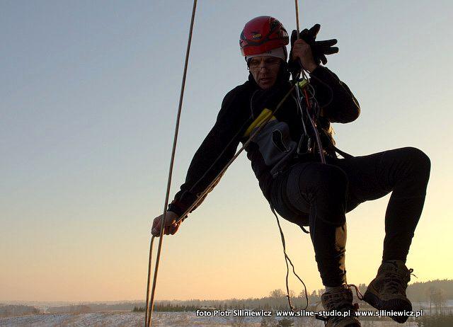 Zimní rajd u Mazurských jezer 2014: závod EP v Adventure racingu
