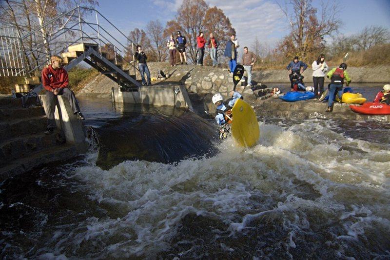 Divoká voda: Playspot v Plzni, Kalikovák