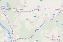 28km MTB trasa – Z Vraného do údolí Zahořanského potoka