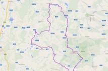 49,7km MTB trasa – Malý Blaník