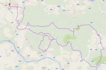 32km MTB trasa – Tajemství Vlčí rokle