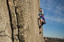 Pražské Yosemity (2. část):  Levá hlubočepská plotna