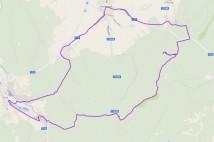 28km MTB trasa – Na rozhlednu Studený vrch na pivo
