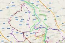 51km MTB trasa – Do Kralup bez strašidelného úseku