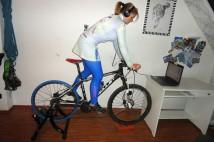 Cyklistický trenažer a jak na něj