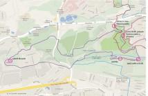 9km MTB trasa – Loupání Cibulky