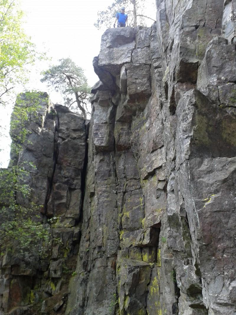 Skály - Jindřichova skála