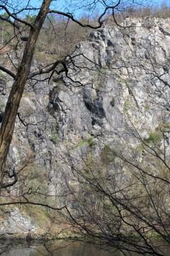 Lezení na Mařence