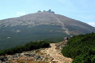Přeběh Krkonoš z Pece do Žacléře