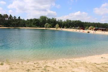 19 km běh nebo bike kolem jezera Konětopy