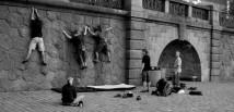 Tajemství street boulderingu