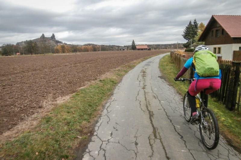 35 km MTB trasa po Českém ráji