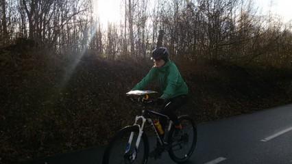 Skrz Prahu po cyklostezkách