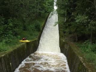 Expedice Obecnický potok