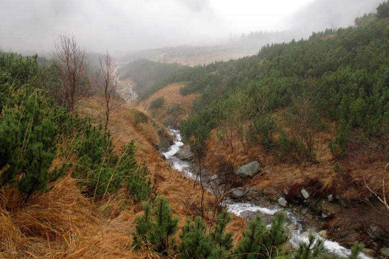 Žiarskou dolinou k Šarafiovému vodopádu