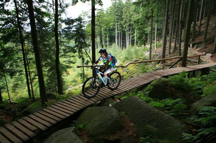 Český Adventure Race 2014: bez veder, zato s častými sprškami