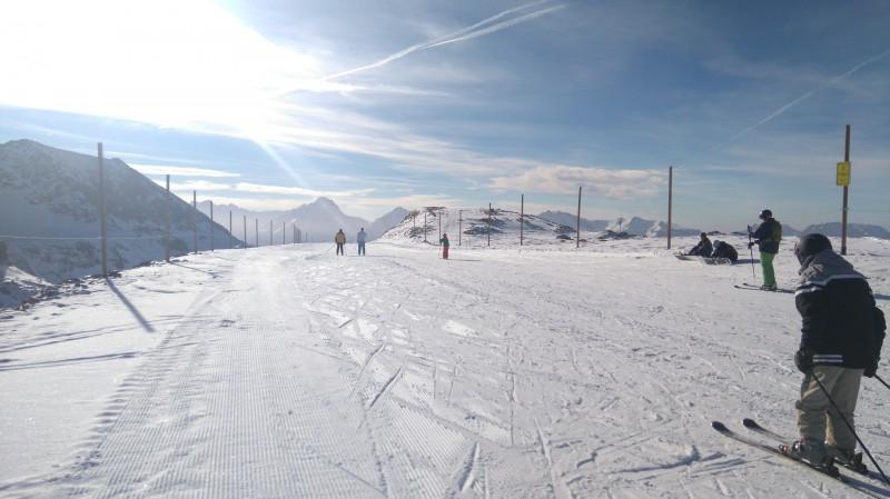 Týden na lyžích a prkně v Alpe d'Huez