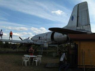 Aeroklub Bubovice - letadlo pro veřejnost