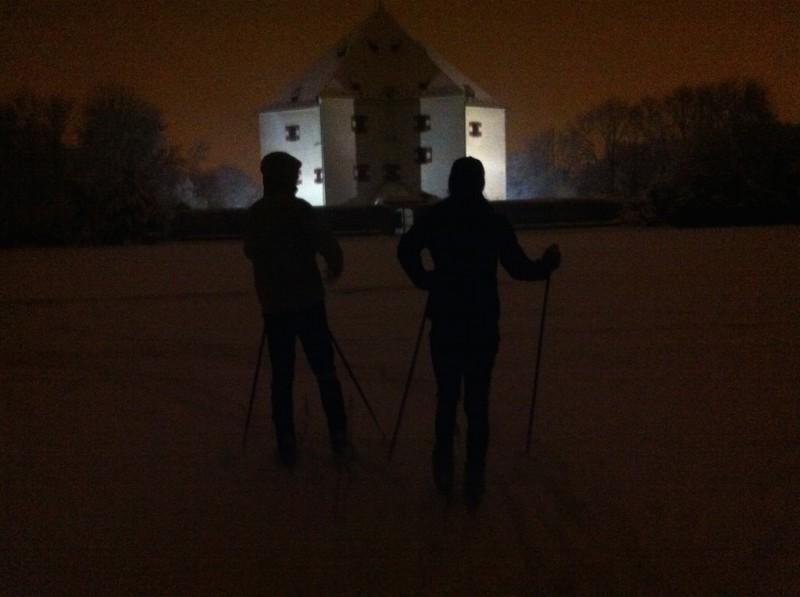 Sněhové zpravodajství z Hvězdy a Ladronky