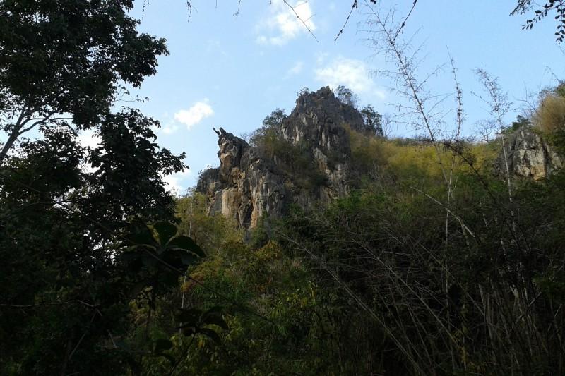 Chiang Mai – vánoční lezení v severním Thajsku