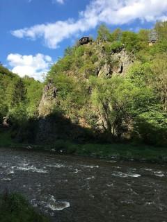 Z Jílového do Pikovic a vlakem zpět