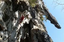 Vang Vieng: tři lezecké oblasti na severu Laosu