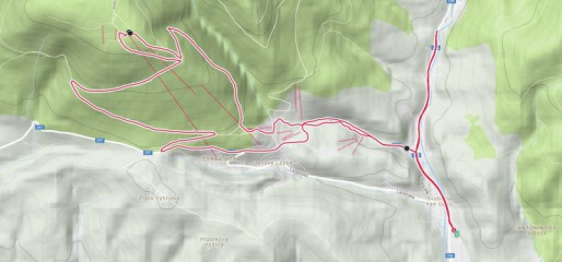 25km letní lyžařský duatlon či bike