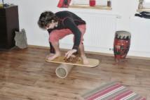 Indoboard: Najdi rovnováhu a posil tak vnitřní svalstvo