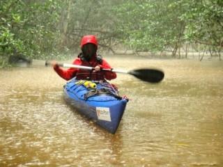 Osm dní padlovaní v bažinách Everglades