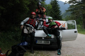 Canyoning Taglesbach