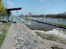 Divoká voda: Kanál Troja