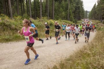 Běhej lesy ČEZ Jizerská 50 RUN