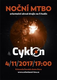 Pozvánka na Cyklon 2017
