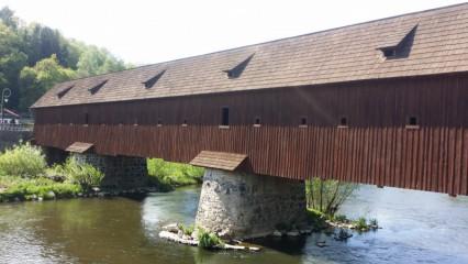 Cyklo výlet podél řeky Ohře