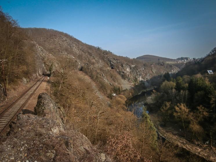 21km běžecká a MTB trasa u Pikovic
