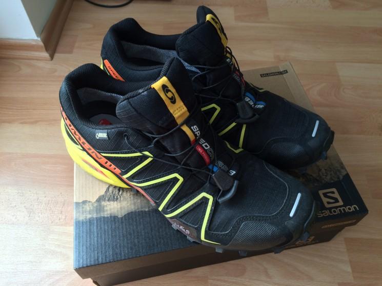 běžecké boty Salomon Speedcross 3 CTX vel. 45 1 3  b348e22c01
