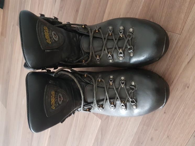 outdoorové boty ASOLO p matic 200 gv TOP STAV -  ed5d4fbeb5